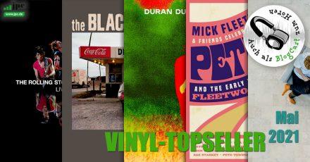 Vinyl-Topseller Mai 2021