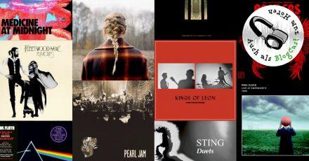 Die 10 meistverkauften LPs aus der ersten Hälfte von 2021 (Vinyl-Topseller-Halbjahresfazit)
