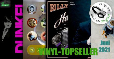 Vinyl-Topseller Juni 2021