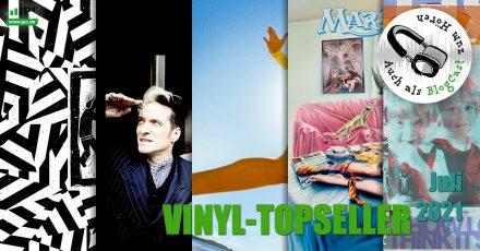 Vinyl-Topseller Juli 2021