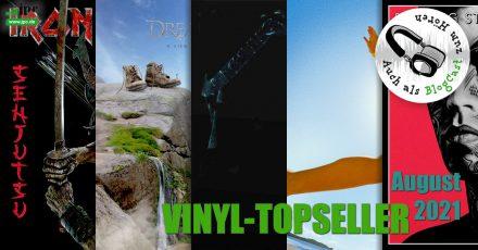 Vinyl-Topseller August 2021