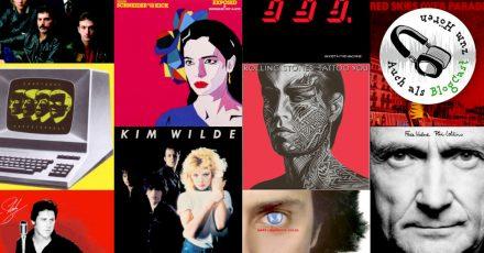 10 Alben, die 2021 bereits ihren 40. Geburtstag feiern