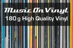 Music On Vinyl – 180g High Quality Vinyl