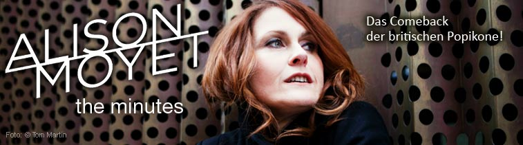 Alison Moyet: The Minutes