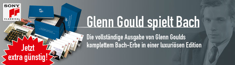 Glenn Gould: The Complete Bach Collection – Jetzt besonders günstig!