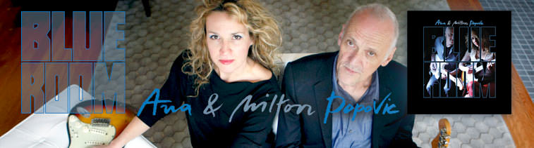 Ana & Milton Popovic: Blue Room