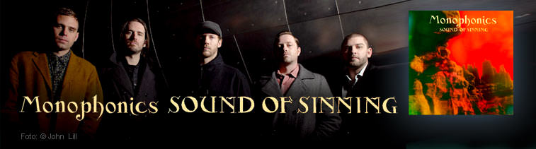 Monophonics: Sound Of Sinning