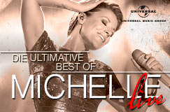 Michelle: Die ultimative Best Of – Live (2 CDs)