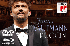 Jonas Kaufmann – An Evening with Puccini auf DVD & BR