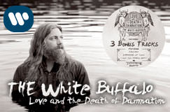The White Buffalo: Love and the Death of Damnation (EU-Deluxe Edition) (CD)