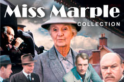 Joan Hickson als Miss Marple