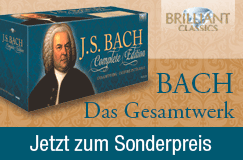 J. S. Bach: Complete Edition auf 142 CDs