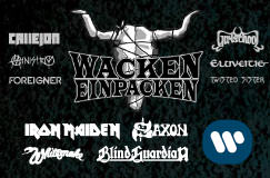 Iron Maiden, Saxon, Whitesnake, Blind Guardian, Callejon, Ministry, Foreigner, Girlschool, Eluveitie, Twisted Sister u. v. a.