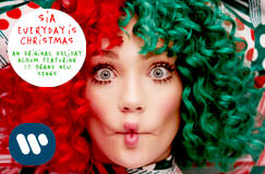 Sia: Everyday Is Christmas auf CD
