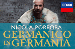 Nicola Antonio Porpora: Germanico in Germania