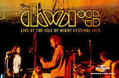 The Doors: Live At The Isle Of Wight 1970 auf  Blu-ray Disc. Auch als DVD erhältlich.