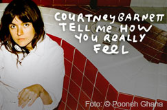 Courtney Barnett: Tell Me How You Really Feel (Limited-Edition) (Red Vinyl)