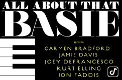 »The Count Basie Orchestra: All About That Basie« auf CD