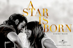 »Official Soundtrack: A Star Is Born (Limited-Deluxe-Edition)« auf CD. Auch als Doppel-LP erhältlich.
