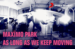 »Maximo Park: As Long As We Keep Moving« auf CD. Auch auf Vinyl erhältlich.
