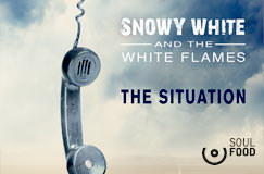 »Snowy White: The Situation« auf CD