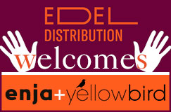 Edel welcomes Enja + Yellowbird