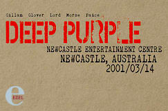 »Deep Purple: Live In Newcastle 2001 (The Soundboard Series) (Limited-Numbered-Edition)« auf 2 CDs