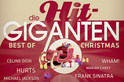 »Die Hit-Giganten: Best Of Christmas« auf CD