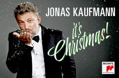 »Jonas Kaufmann - It's Christmas! (Deluxe Edition)« auf CD