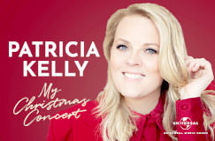 »Patricia Kelly: My Christmas Concert« auf CD