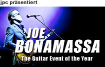 Joe Bonamassa – The Guitar Event Of the Year