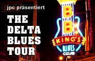 The Delta Blues Tour, 1. bis 14. Oktober 2013