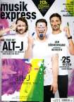 "Zeitschriften: musikexpress April 2015 + ""CD: Alt-J - This is all yours, too EP"" + ""Soundtrack zum Heft 0415"""", Zeitschrift"