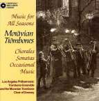 Los Angeles Philharmonic Trombone Ensemble & Moravian Trombone Choir of Downey, CD