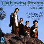 Zhou Long (geb. 1953): Poems from Tang f.Streichquartett, CD