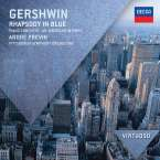 George Gershwin (1898-1937): Rhapsody in Blue, CD
