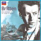 Benjamin Britten (1913-1976): Benjamin Britten  - The Complete Works for Stage and Screen, 12 CDs