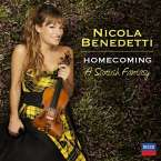 Nicola Benedetti - Homecoming (A Scottish Fantasy), CD