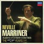 Neville Marriner & Academy of St Martin in the Fields - The Argo Years, 28 CDs