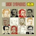 100 Great Symphonies, 56 CDs