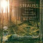 Richard Strauss (1864-1949): Don Juan op.20, SACD
