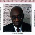 George Walker (geb. 1922): Orchestral Works, CD