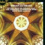 Music for Organ & Brass Band, CD