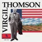 Virgil Thomson (1896-1989): Lieder, CD