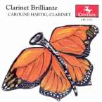 Caroline Hartig - Clarinet Brilliante Vol.1, CD