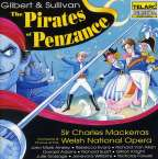 Arthur Sullivan (1842-1900): The Pirates of Penzance, CD