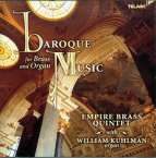 Empire Brass - Baroque Music for Brass & Organ, SACD