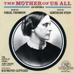 Virgil Thomson (1896-1989): The Mother of us all, 2 CDs
