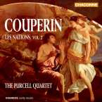 Francois Couperin (1668-1733): Les Nations Vol.2, CD