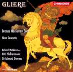 Reinhold Gliere (1875-1956): The Bronze Horseman, CD